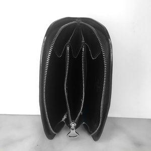 Louis Vuitton Bags - Louis Vuitton Epi Leather Demi Lune Zip Wallet